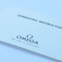 Omega Anleitung Manual Seamaster Automatik Diver