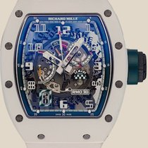 Richard Mille Watches RM 030 'Le Mans Classic' White...
