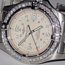 Breitling Colt 41 Automatic Steel Diamonds