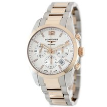 Longines Conquest Two Tone L27865767