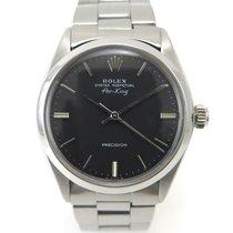 Rolex Airking 5500 Black dial