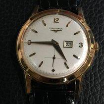 Longines Vintage calibre 23ZD 18k Pink gold