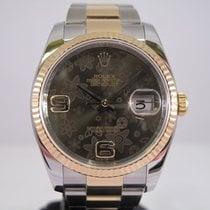 Rolex Datejust 36 Floral Dial
