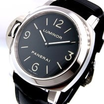 Panerai Unworn  Pam 219 Steel Luminor Base 44 Mm Destro Left...