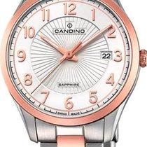 Candino Classic Timeless C4610/1 Damenarmbanduhr Swiss Made
