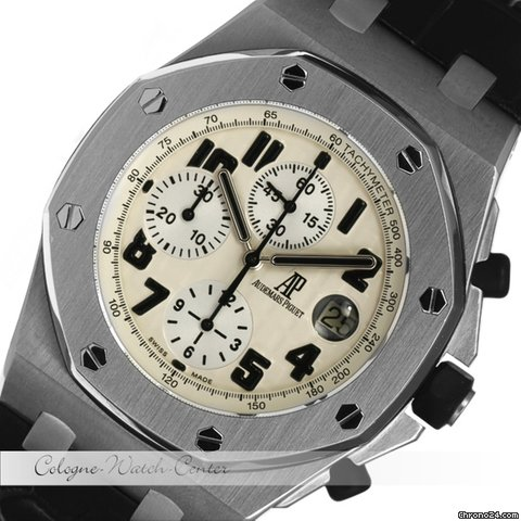 Audemars Piguet Royal Oak Offshore Safari Stahl 26170ST.OO.D091CR.01