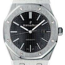 Audemars Piguet Royal Oak 41mm - steel - black dial