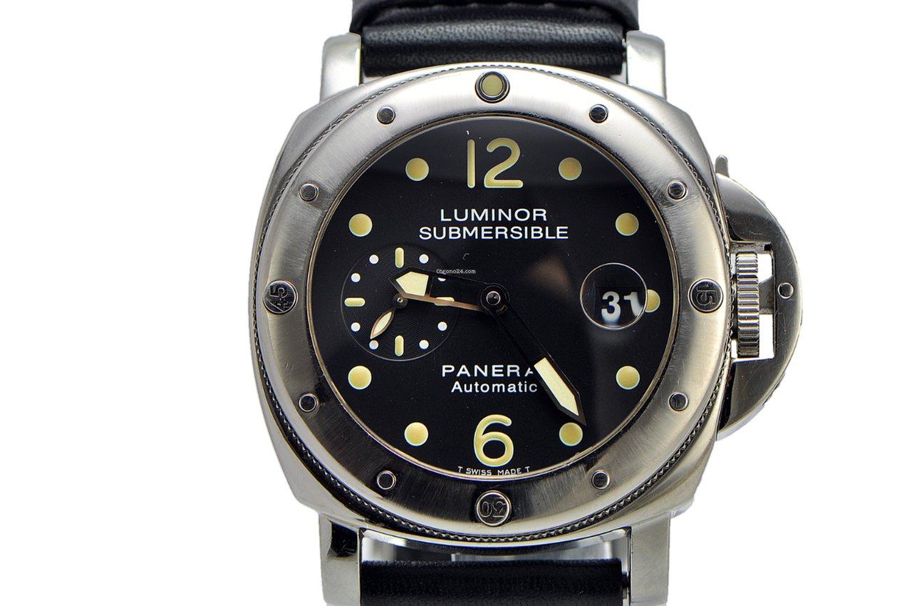 Panerai Luminor Submersible Ref Pam024