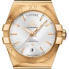 Omega Constellation Co-Axial Automatic Day Date 38mm Mens Watch