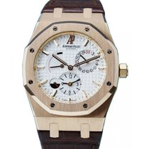 Audemars Piguet 26120OR.OO.D088CR.01 Royal Oak Dual Time 39mm...