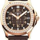 Patek Philippe Aquanaut Ladies Rose Gold 5068R-001