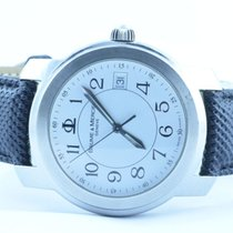 Baume & Mercier Capeland Quartz Uhr 37mm Stahl/stahl...