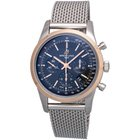 Breitling Transocean 43mm Chronograph Automatic Men's Watch –...