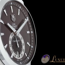 TAG Heuer Link Automatik Calibre 6 | Edelstahl Mens Watch | 39 mm