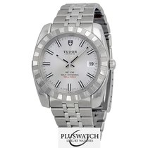Tudor Date Classic Automatic Silver Dial Stainless Steel  T