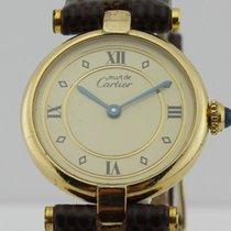Cartier Must de Cartier Vermeil Quartz 021937