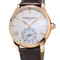 Frederique Constant Smartwatch Lederband FC-285V5B4
