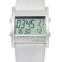 TAG Heuer Microtimer Digital Quartz Men's Watch CS111G.FC6199