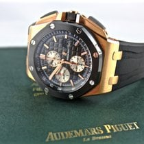 Audemars Piguet Royal Oak Offshore Chronograph Rosegold 44mm