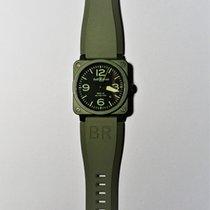 ベルアンドロス (Bell & Ross) BR0392-CK-Military