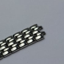 Stainless Steel Watchstrap Part Length: 9 cm Width: 18 mm