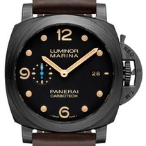 Panerai Luminor Marina 1950 Carbotech 3 days 44mm NEW