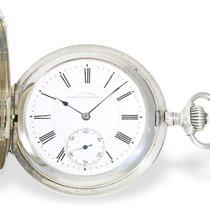 Glashütte Original Pocket watch: heavy  deck watch, hunting...