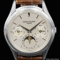 Patek Philippe Ref# 3940P, Perpetual Calendar,  Discontiuned