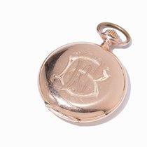 Union Glashütte Hunter Pocket Watch