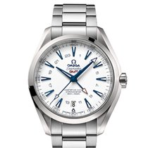 Omega Seamaster Aqua Terra 150 M Master Co-Axial GMT 43 MM