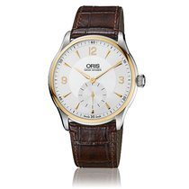 Oris Artelier Hand Winding, Small Second 01 396 7580 4351-07 5...