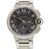 Cartier Men's Stainless Steel Cartier Ballon Bleu Chronogr...