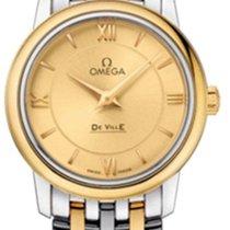 Omega De Ville Women's Watch 424.20.27.60.08.001