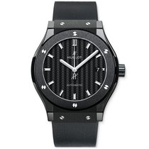 Hublot Classic Fusion 45mm Black Magic Ceramic Watch
