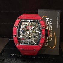 Richard Mille RM011 Felipe Massa Red QTPT Limited 50 pcs