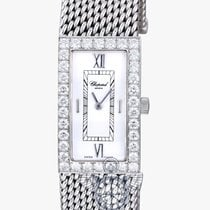 Chopard Les Classiques Rectangle with Diamond Bezel