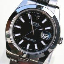 Rolex Oyster Perpetual Datejust II Herrenuhr Top Zustand aus 2015