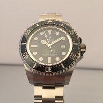 Rolex Seadweller Deepsea Deep blue Ref. 116660+LAGERND+