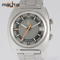 Omega Seamaster Memomatic Alarm Steel 40mm 166.072