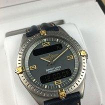 Breitling Navitimer Aerospace chronograph Titan/Gold, ref....