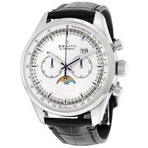 Zenith El Primero Chronograph Automatic Mens Watch 03.2160.404...