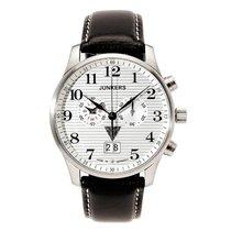 Junkers Herren Chronograph Iron Annie JU52 6686-1