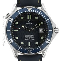 Omega stainless steel Seamaster