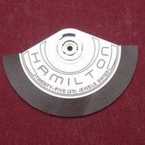 Hamilton signierter Rotor für Valjoux / ETA 7750