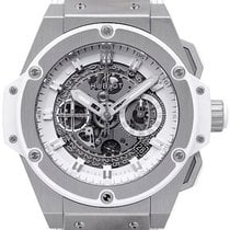 Hublot King Power Unico Titan White 701.NE.0127.GR