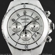 Chanel J12 CHRONOGRAPHE CADRAN DIAMANTS
