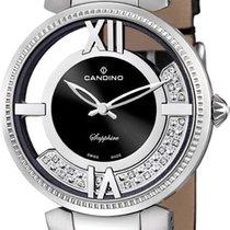 Candino Elegant C4530/2 Damenarmbanduhr Durchbrochenes...
