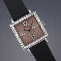 Piaget Altiplano 18ct White gold and diamond quartz