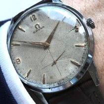 Omega Serviced 38mm Vintage Oversize Jumbo Omega watch with...