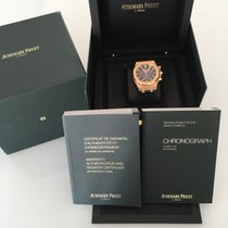 Audemars Piguet Royal oak chronographe